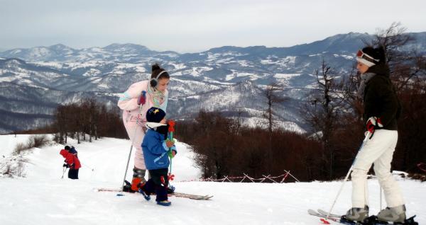 Skijaliste Crni Vrh 1