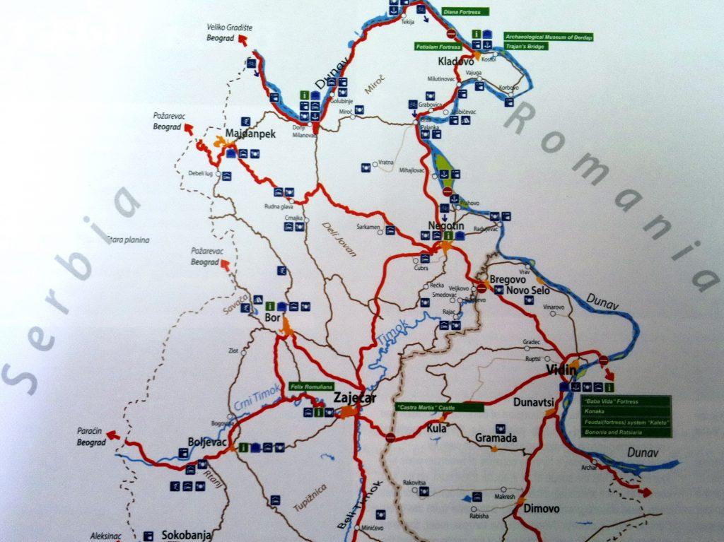 Turistička karta