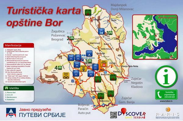 Turisticka Ponuda Turisticka Organizacija Bor
