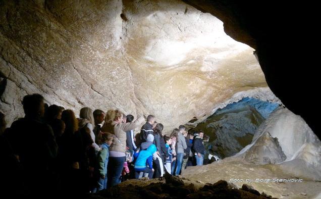 Lazareva pećina-poseta