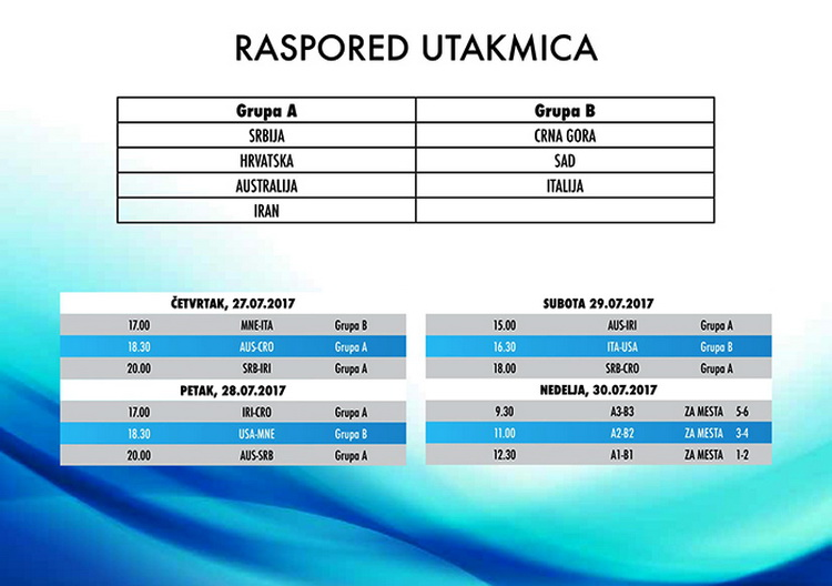 raspored-utakmica-vaterpolo-2017
