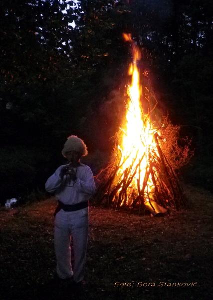 Dani Banje- Preobraženjska vatra