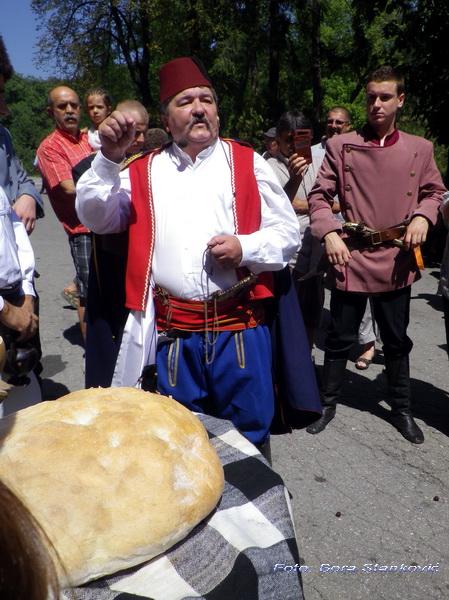 Dani Banje-obraćanje Knjaza