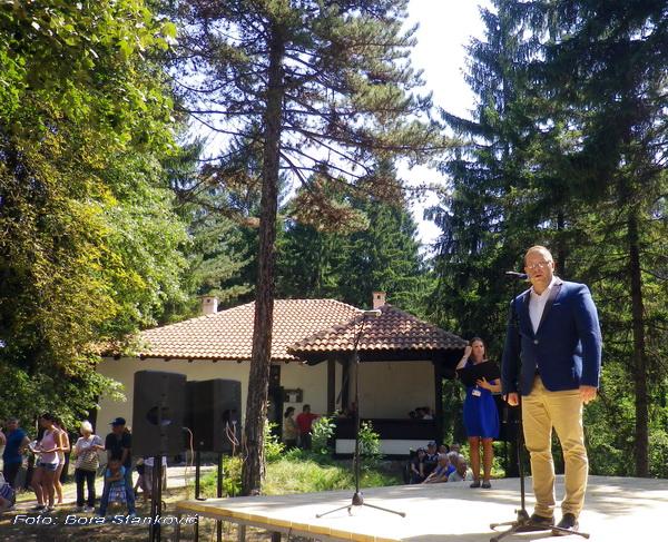 Dani Banje-predsednik-otvaranje