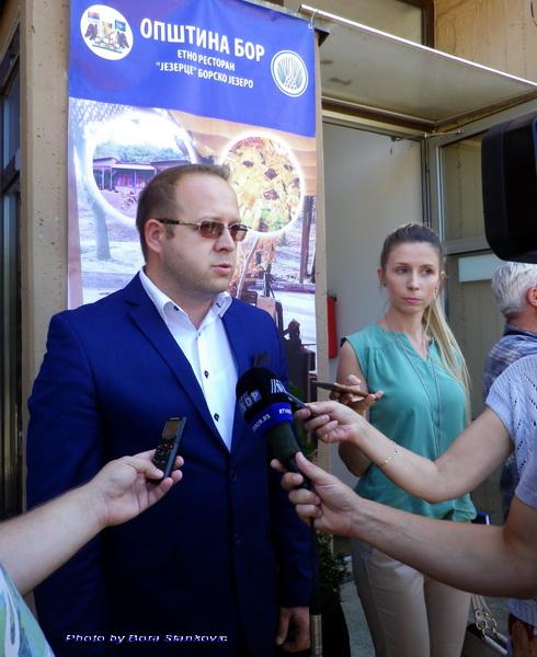 TIC Bor-predsednik opštine