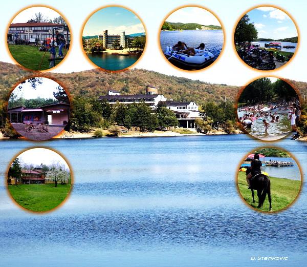 Borsko jezero-BoraS