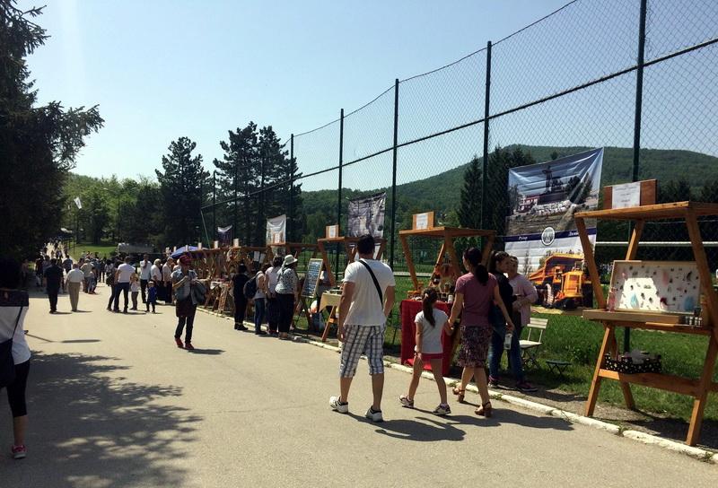 Borsko jezero-prvomajski uranak