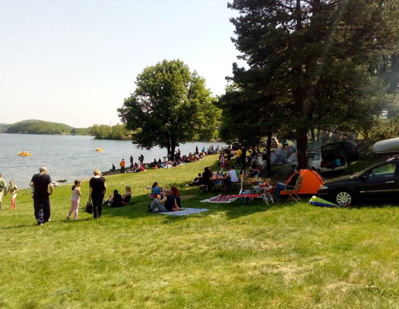 Jezero- uranak