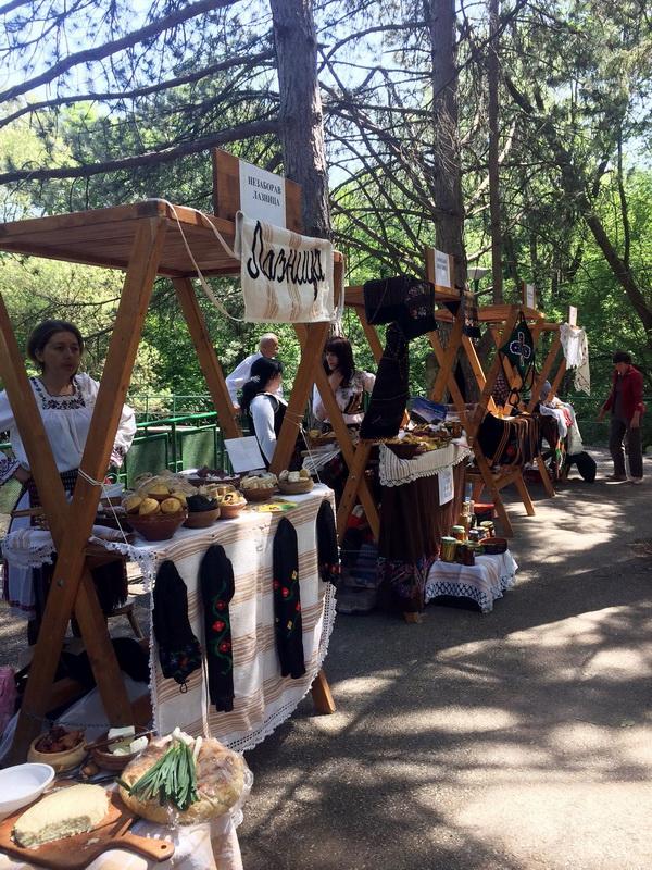 Lazareva pećina- Sajam etno hrane