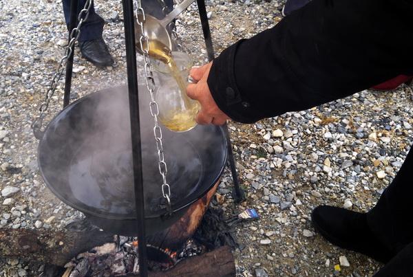 Takmičenje u kuvanju rakije