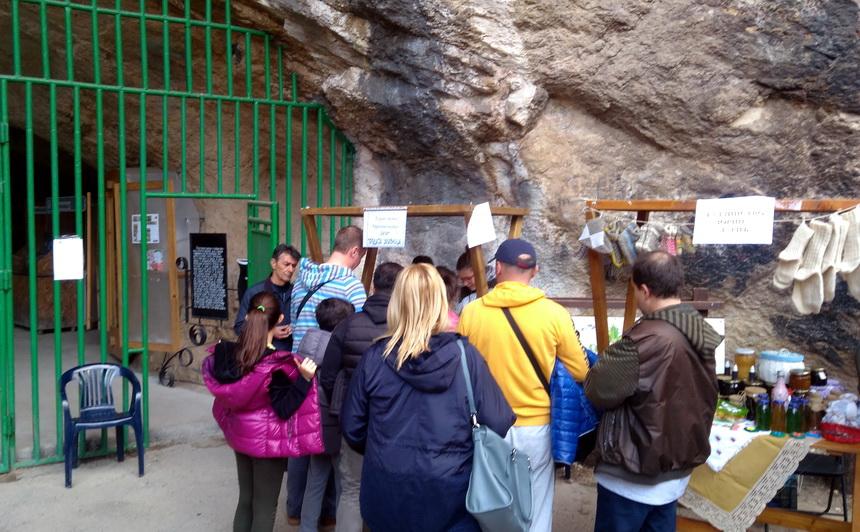 Lazareva pećina-2.maj 2019.
