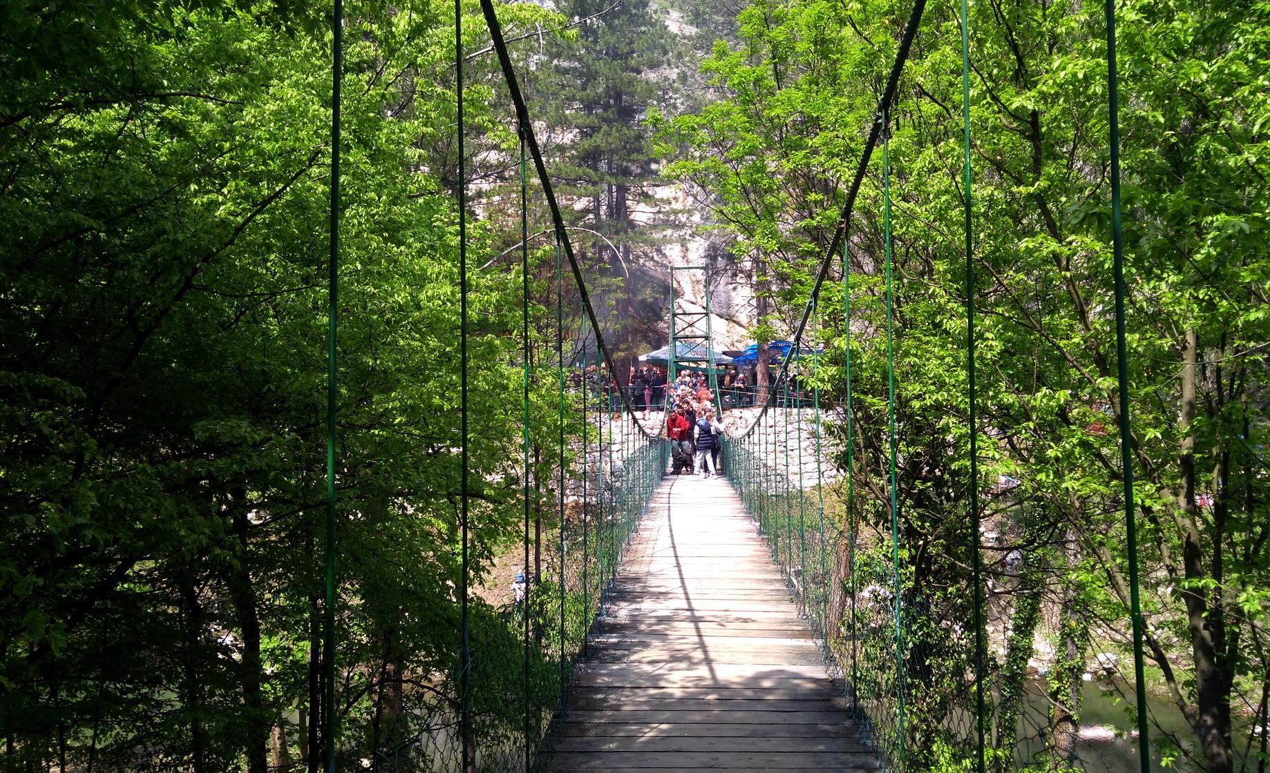 Viseći most-2.maj 2019.