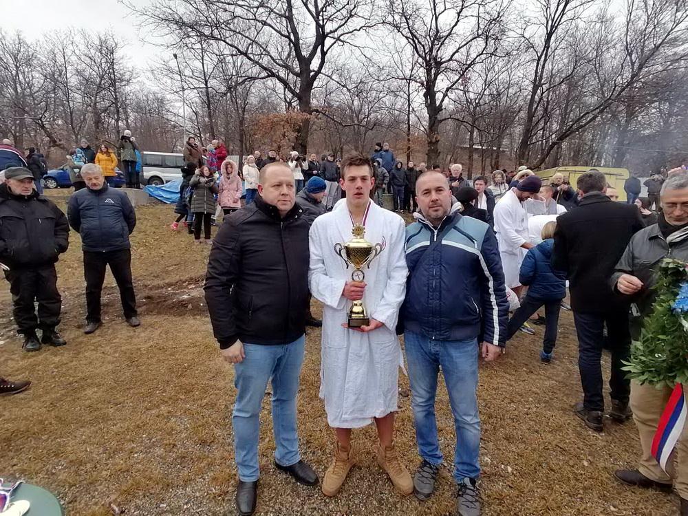Pobednik Nikola Krtinić
